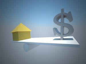 A lakáshitel összege nagyban függ az ingatlan fedezet értékétől