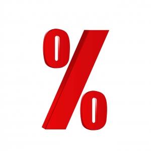 A Lakáshitelek kamata kb. 10%